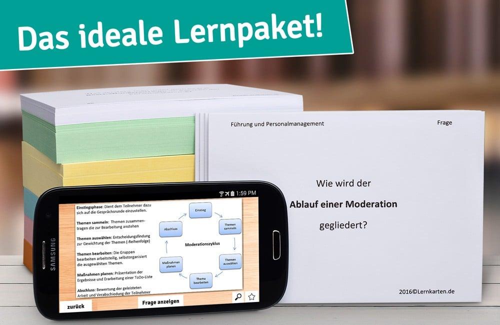 Handelsfachwirt IHK Lernkarten App iOS Android