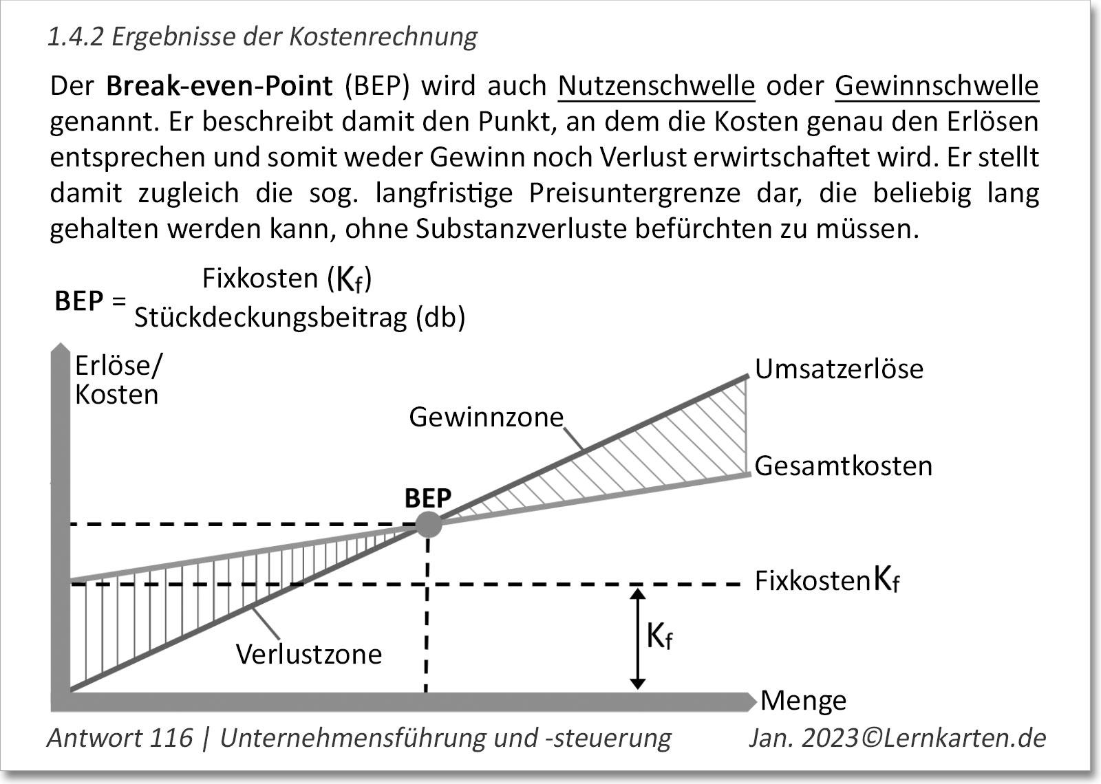 Unternehmensführung Handelsfachwirt Beispielkarte2