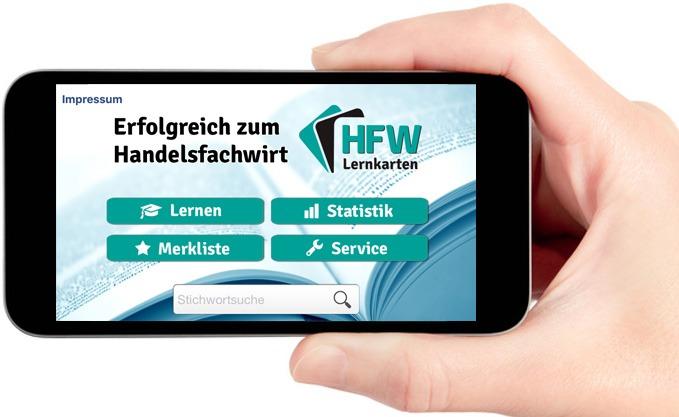 Handelsfachwirt Lernkarten IHK App ios Android 1