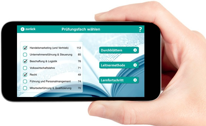 Handelsfachwirt Lernkarten IHK App ios Android 2