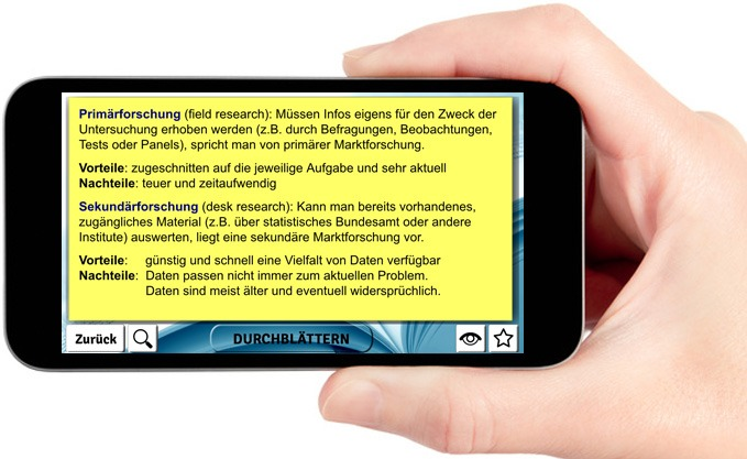 Handelsfachwirt Lernkarten IHK App ios Android 3
