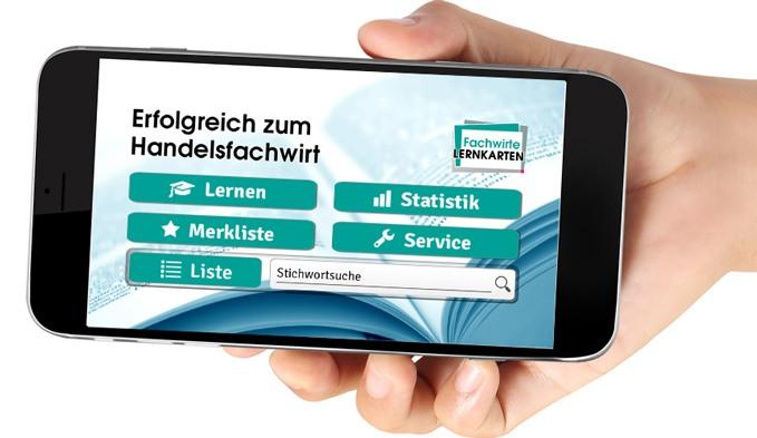 Handelsfachwirt Lernkarten-App iOS Android VO2014